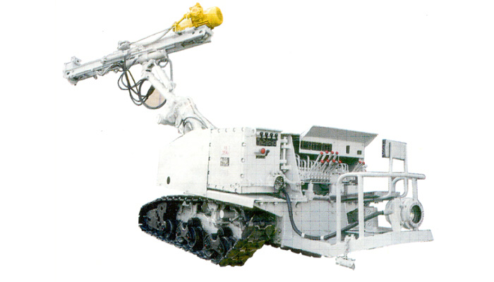UBSH-210A MINE DRILLING RIG