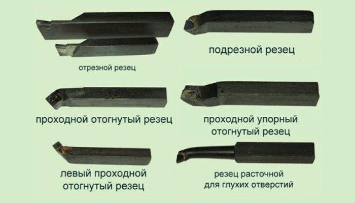 Резцы по металлу своими руками